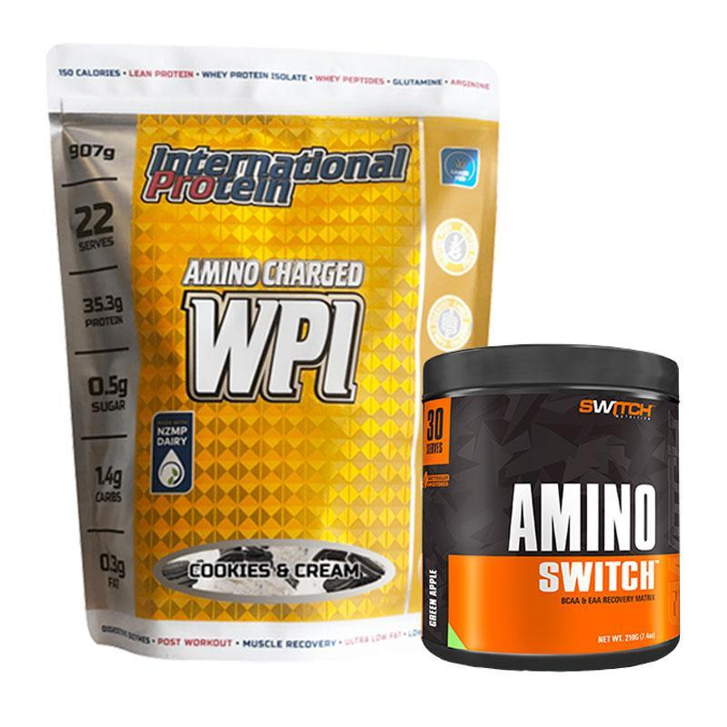 Amino Charged WPI + Amino Switch Bundle by Mixed
