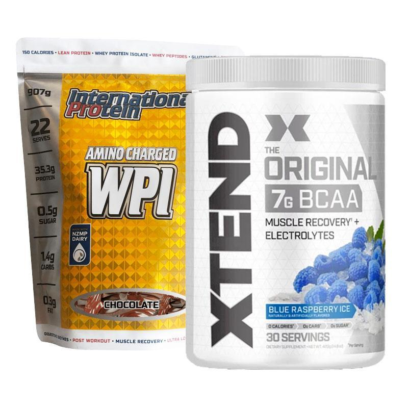 Amino Charged WPI + Xtend Bundle by Mixed