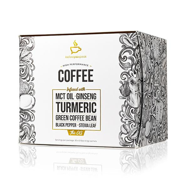 One - High Performance Coffee (30 Sachet Box)