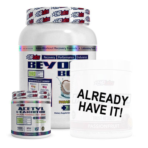 Beyond BCAA & Acetyl L-Carnitine Upgrade