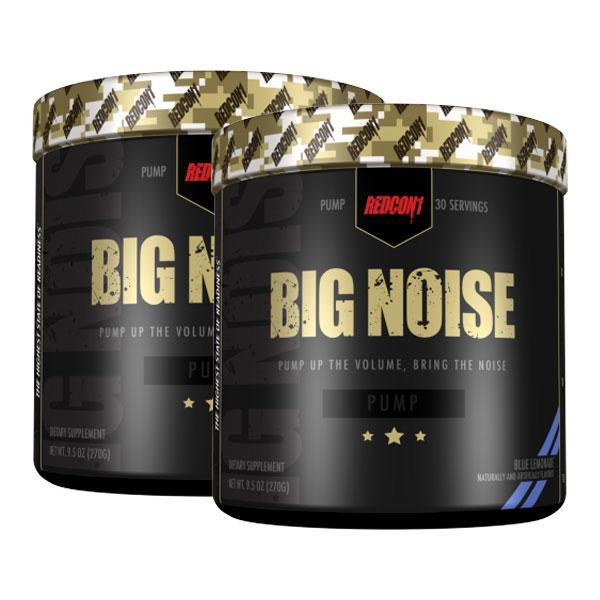Twin Pack: Big Noise