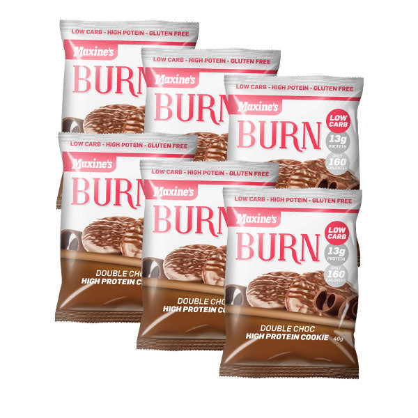 Maxine's BURN Cookies 6 Pack - Maxine's | Fat Burnerz