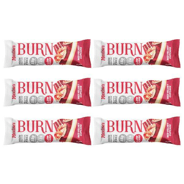 Burn Bar 6 Pack - Maxine's | Fat Burnerz