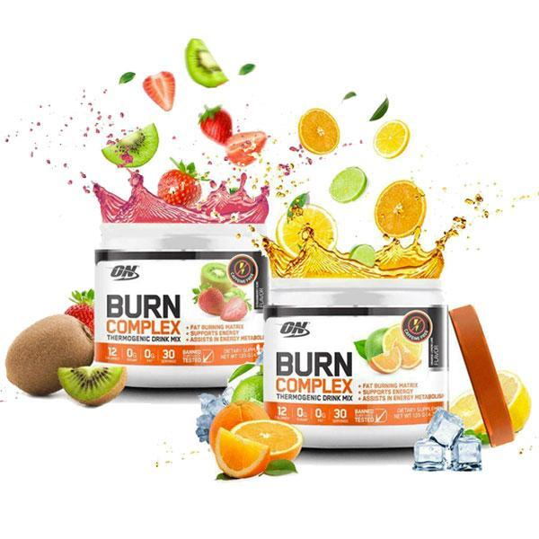 Twin Pack: Burn Complex (Caffeine Free)
