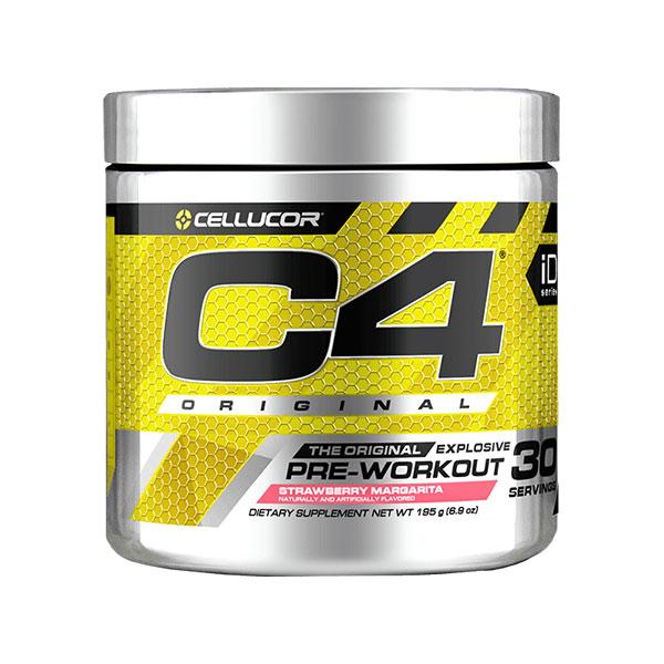 C4 Original Pre-Workout (30 serves) - Cellucor | Strawberry Margarita