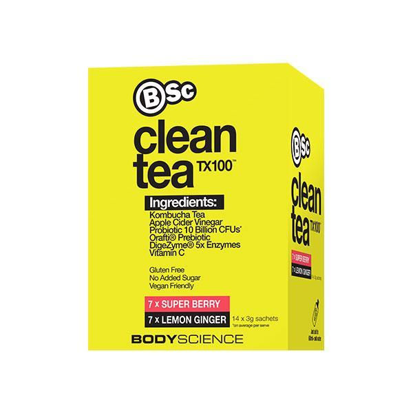 Clean Tea TX100