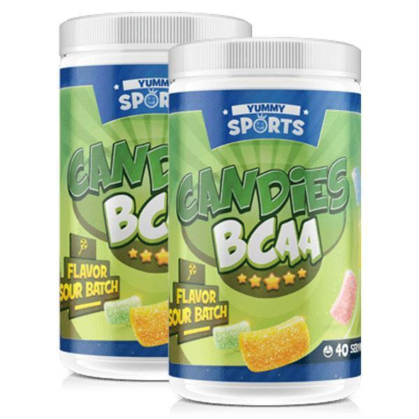 Candies BCAA Twin Pack - Yummy Sports | Fat Burnerz