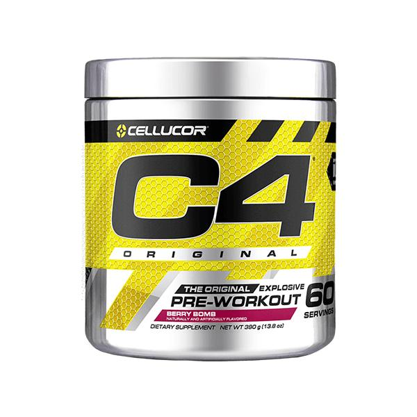 C4 Original Pre-Workout (60 serves)