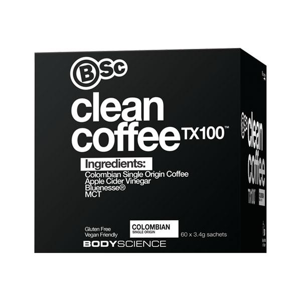 Clean Coffee TX100
