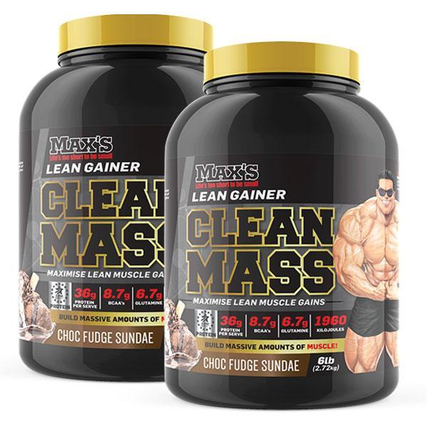 Twin Pack: Clean Mass