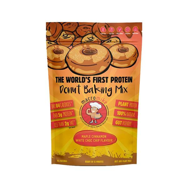 Cinnamon Donut Baking Mix