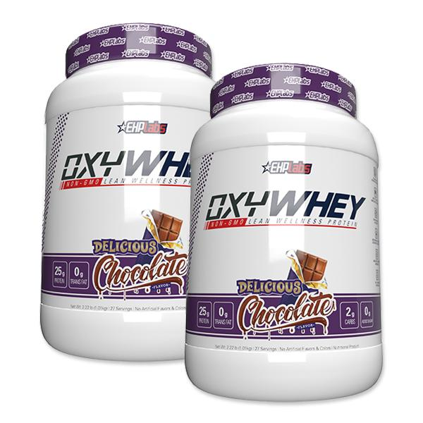 Twin Pack: OxyWhey