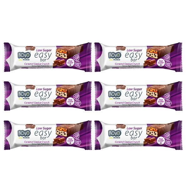 Easy Bar 6 Pack - Novo Nutrition | Fat Burnerz
