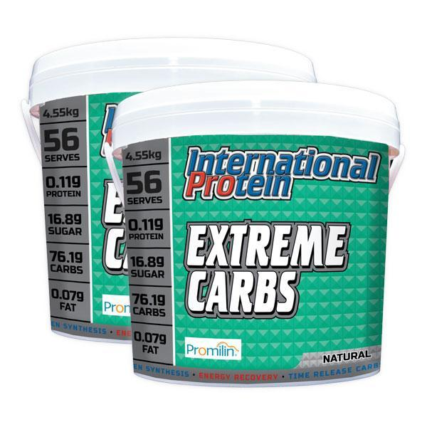 Twin Pack: Extreme Carbs