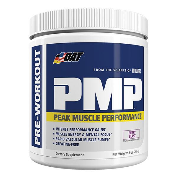 PMP: Peak Muscle Performance