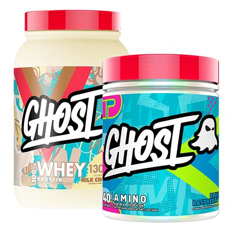 GHOST® Whey & Amino Bundle