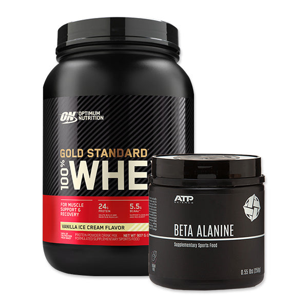 Gold Standard 100% Whey + Beta Alanine Bundle