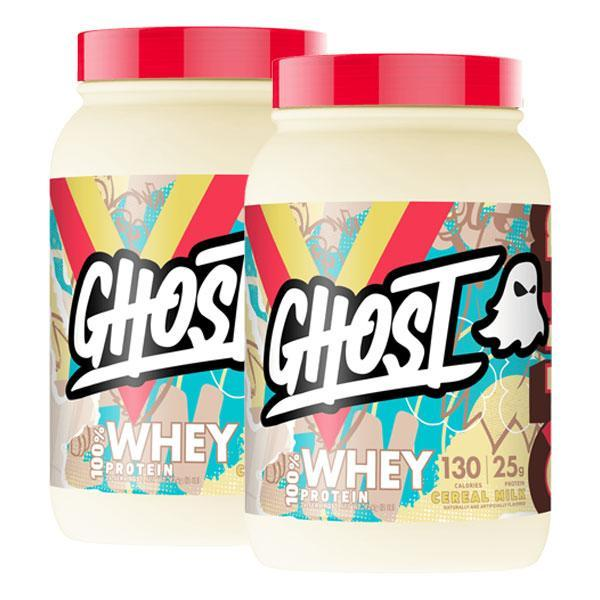 Twin Pack: GHOST® Whey
