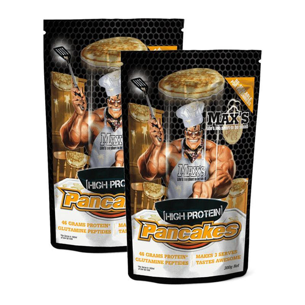 Twin Pack: High Protein Pancakes