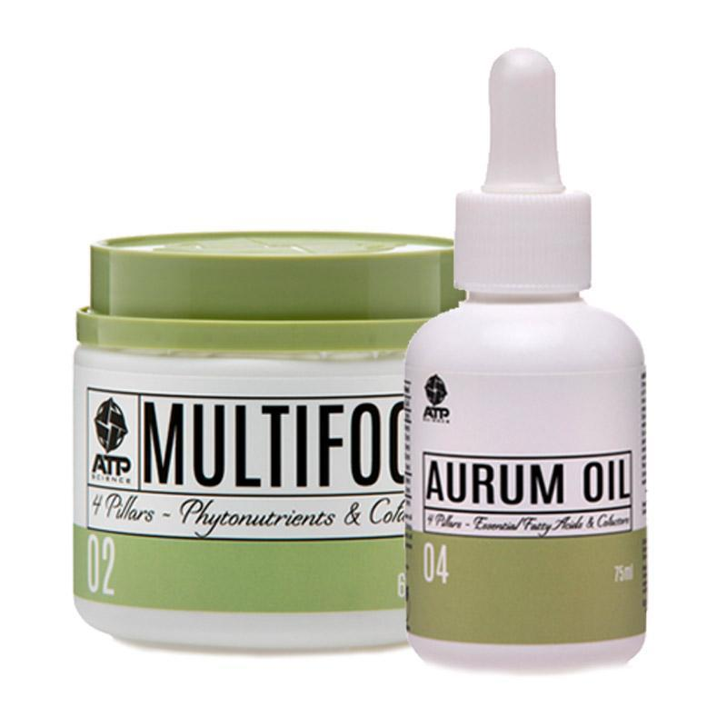 Multifood + Aurum Oil Bundle