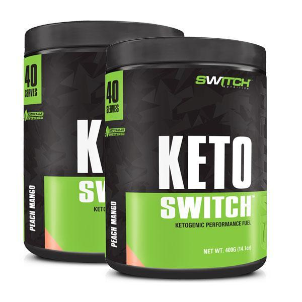 Twin Pack: Keto Switch