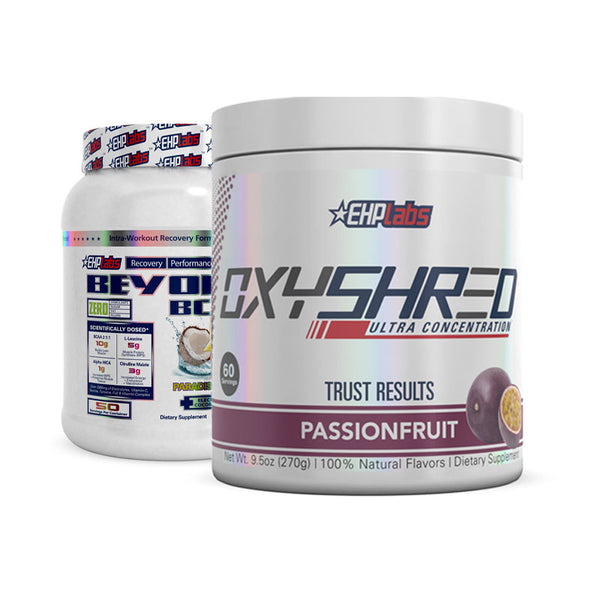 OxyShred & Beyond BCAA Pack