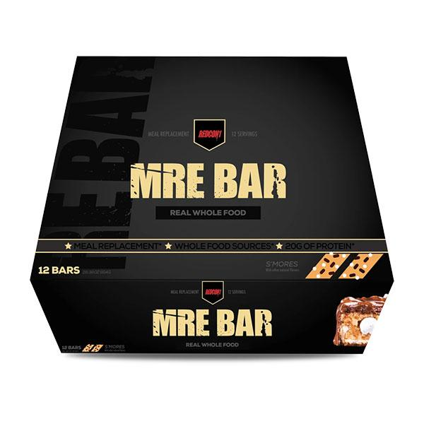 MRE Bar (Box of 12) - RedCon1 | S'mores