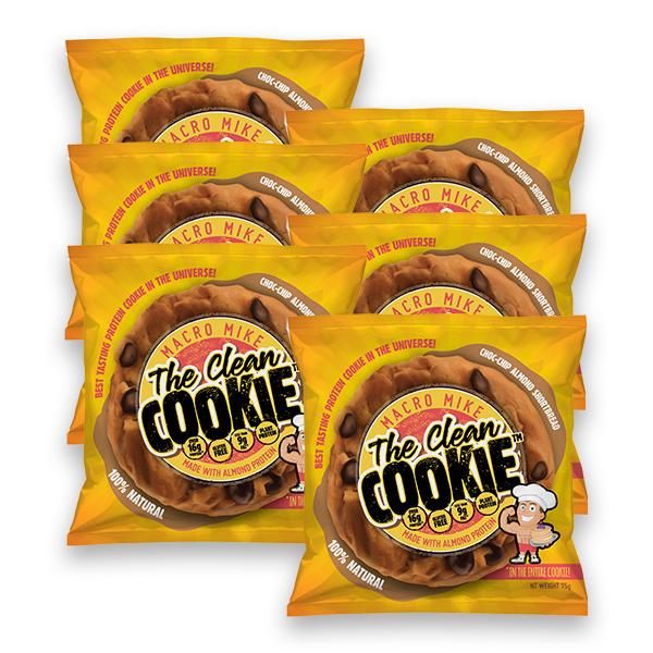 6 Pack: The Clean Cookie