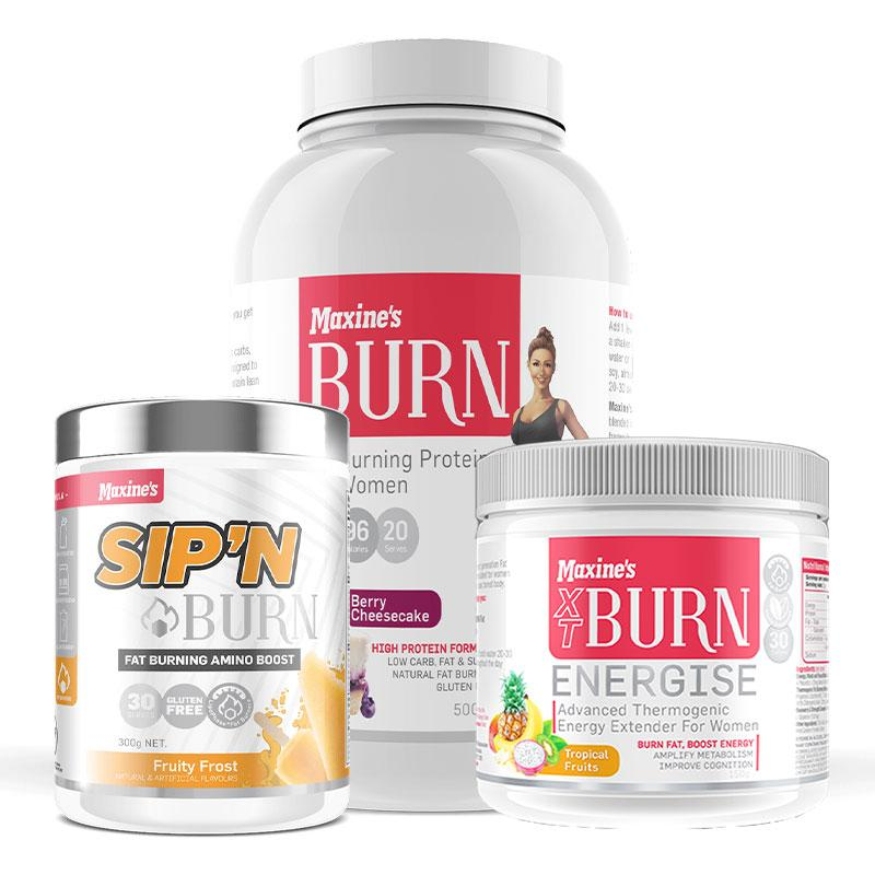 Maxine's Beginner Burn Bundle