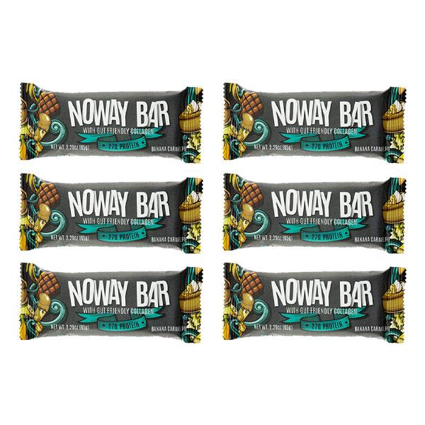 6 Pack: Noway Collagen Bar