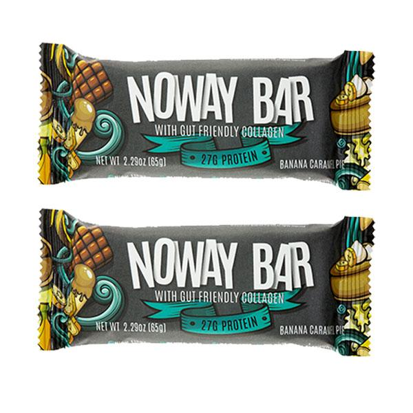Twin Pack: Noway Collagen Bar