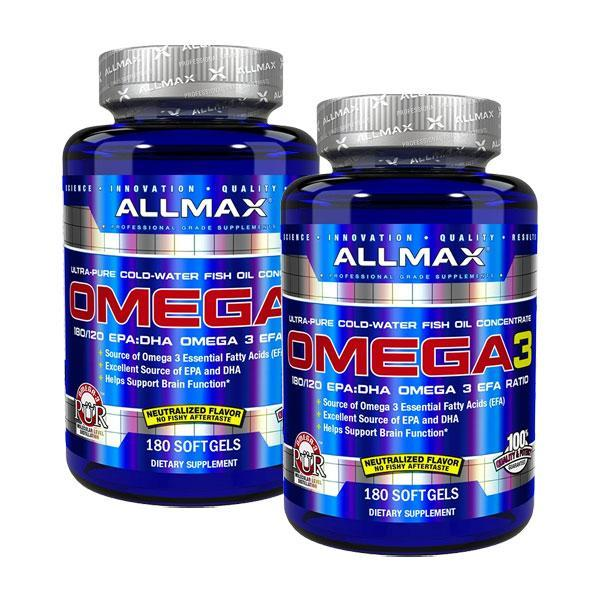 Twin Pack: Omega 3