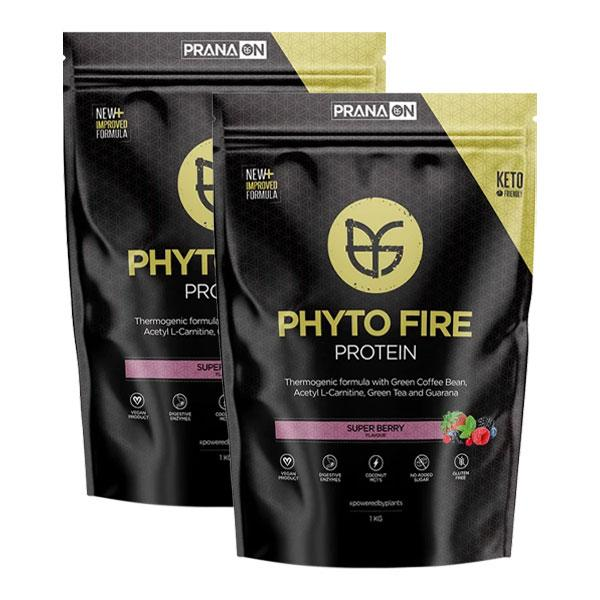 Twin Pack: Phyto Fire Protein
