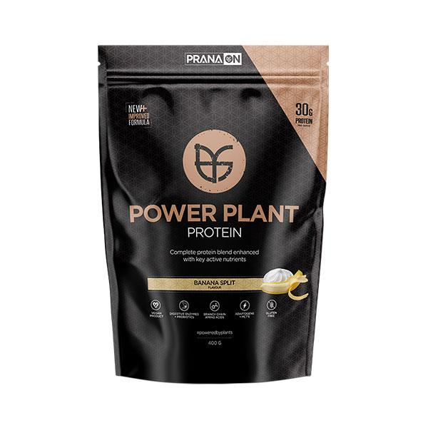 Power Plant Protein