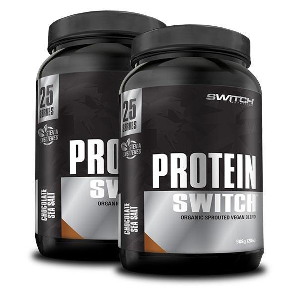 Protein Switch Twin Pack - Switch Nutrition | Fat Burnerz