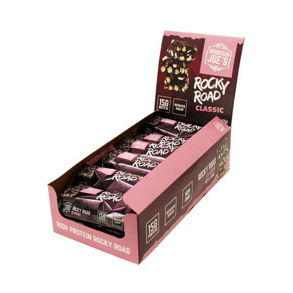 Rocky Road Bar (Box of 12)