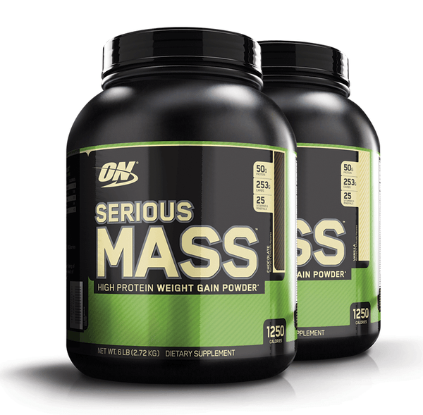 Twin Pack: Serious Mass