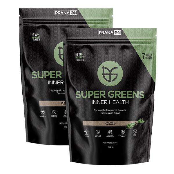 Twin Pack: Super Greens