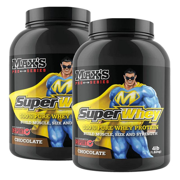 Twin Pack: Super Whey