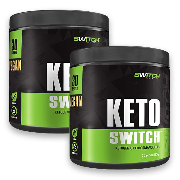 Twin Pack: Keto Switch (Capsules)