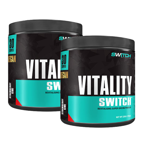 Twin Pack: Vegan Vitality Switch