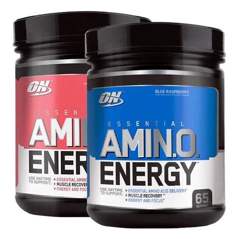 Twin Pack: Amino Energy (65 Serves)