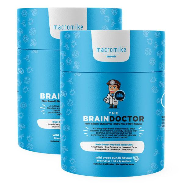 Twin Pack: Brain Doctor