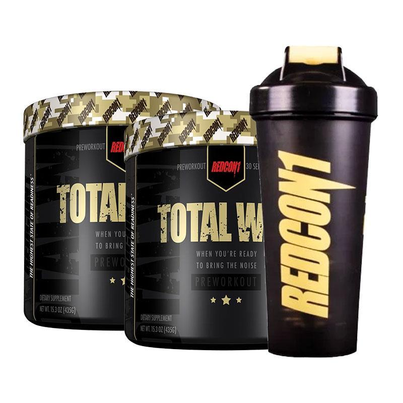 Twin Pack: Total War + RedCon1 Shaker