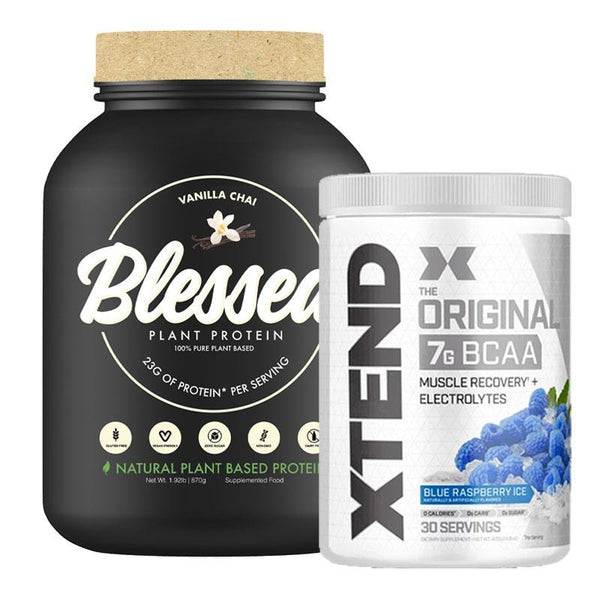 Xtend + Blessed Protein Bundle