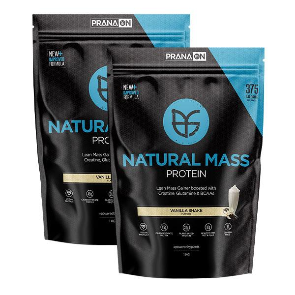 Twin Pack: Natural Mass