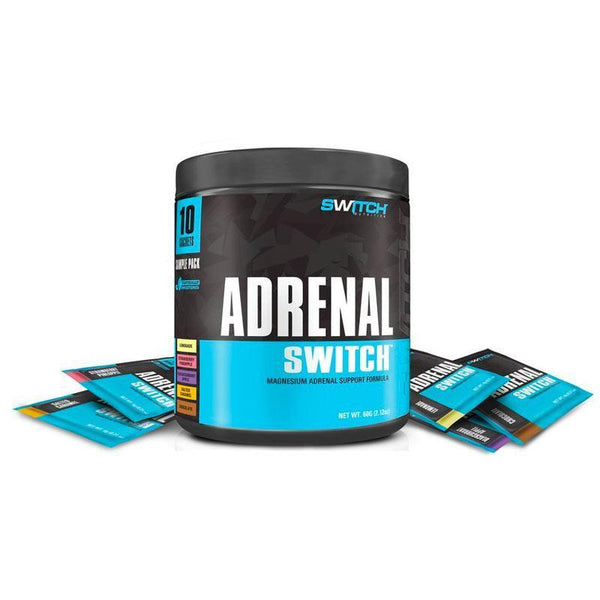 Adrenal Switch Sample Pack