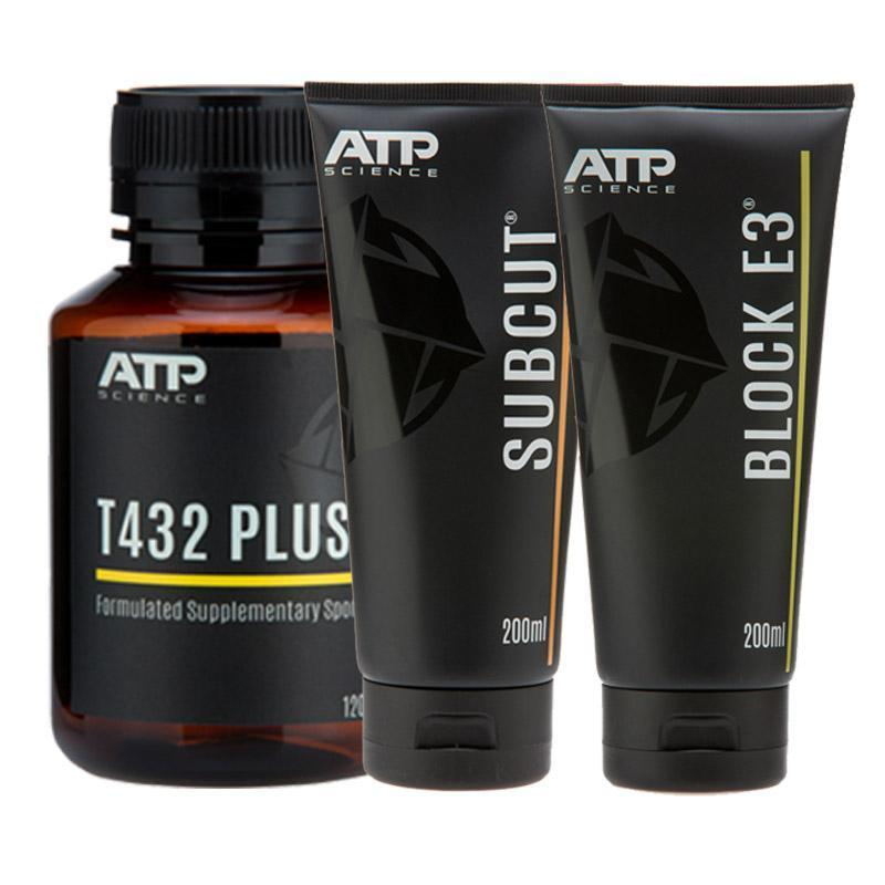 ATP Science Shredded Stack | Fat Burnerz