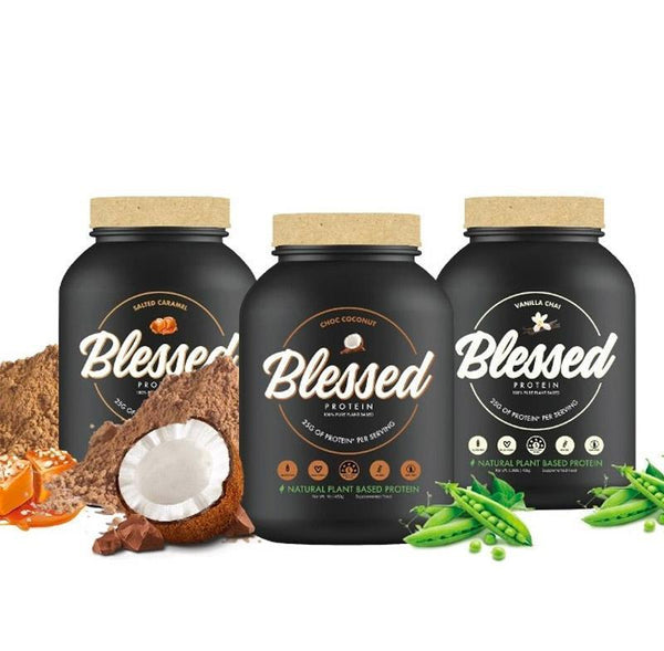 3-Pack Blessed Protein (Small Tubs)