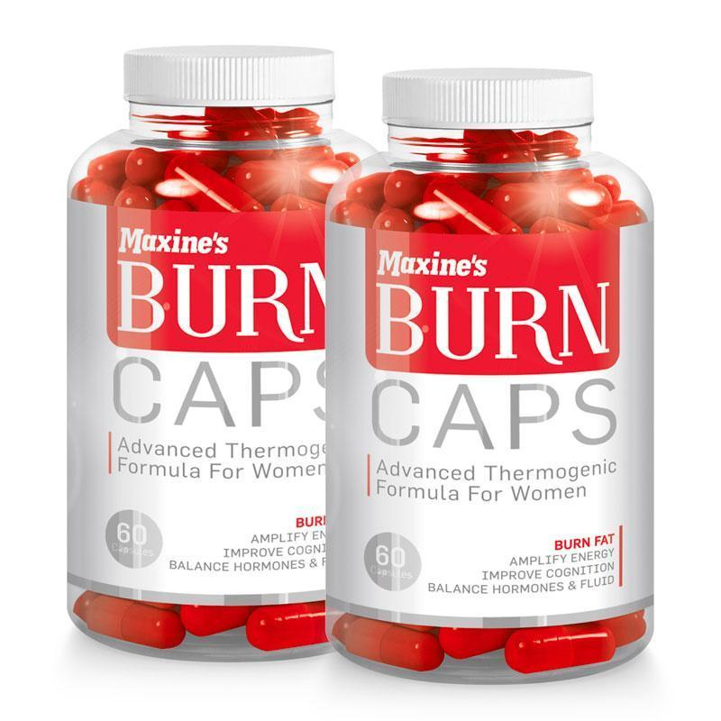 Twin Pack: Burn Caps